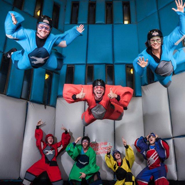 Vegas Indoor Skydiving Las Vegas Coupons Prices