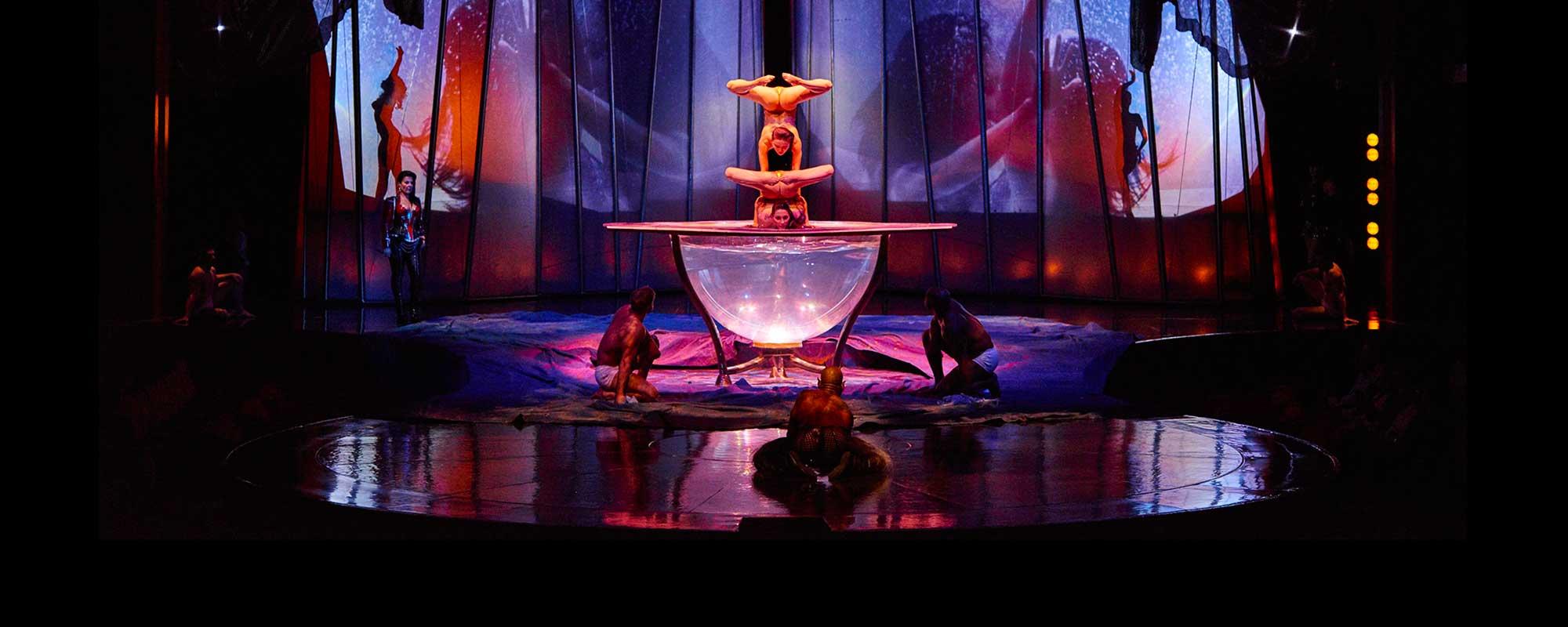 Cirque Du Soleil - Zumanity - Zumanity Theater, Las Vegas
