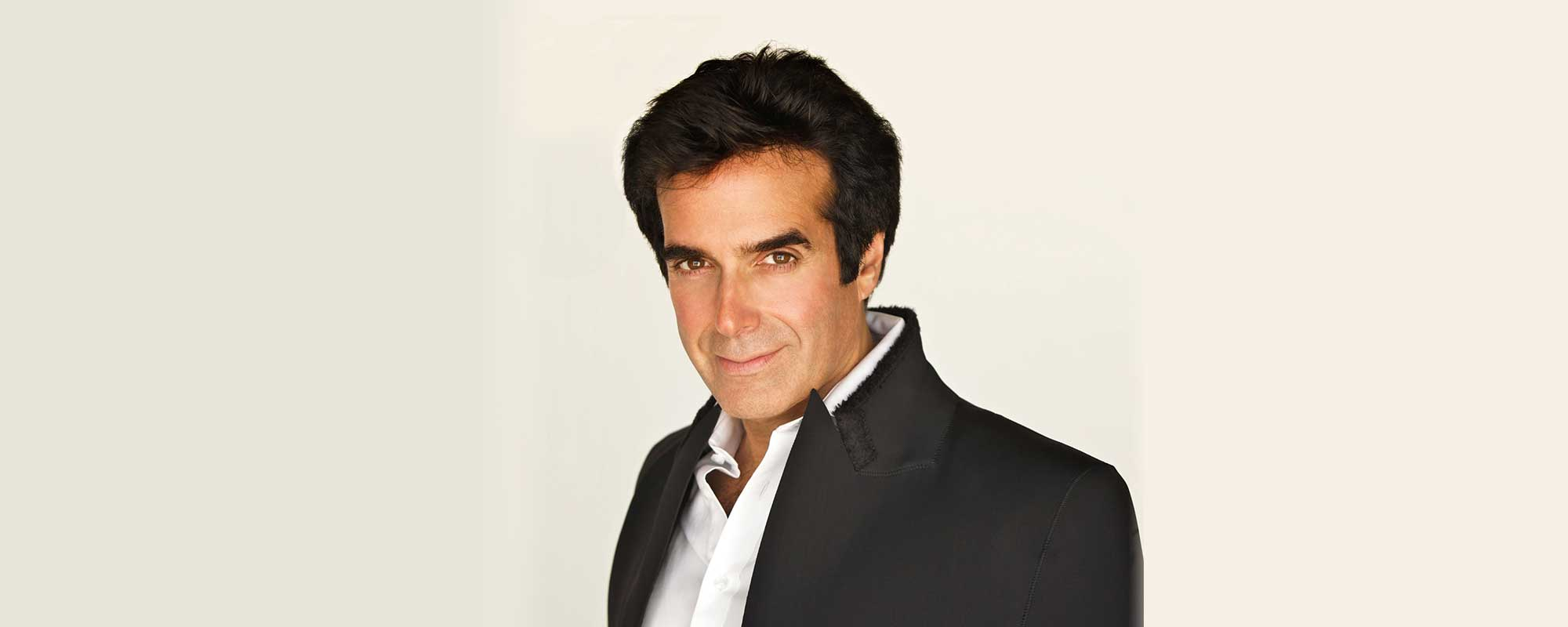 David Copperfield Las Vegas