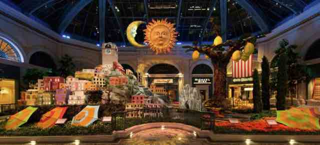 The Conservatory & Botanical Gardens at Bellagio