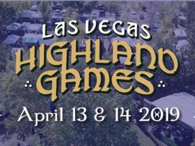 2019 Las Vegas Highland Games