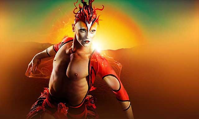 Best Cirque du Soleil Shows in Vegas
