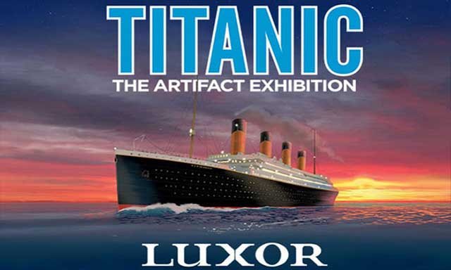 Titanic: The Artifacts Exhibit