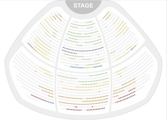 KA Las Vegas Seating