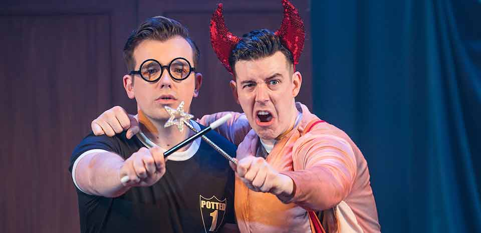7 Reasons You'll Love The 'Potted Potter' Show