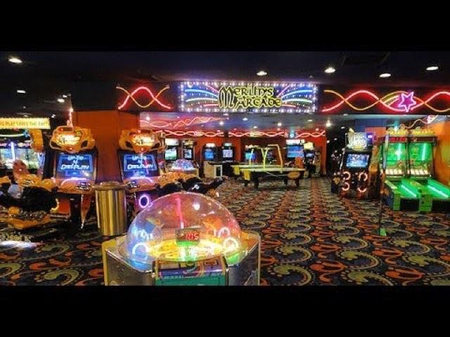 Luxor Hotel Arcade
