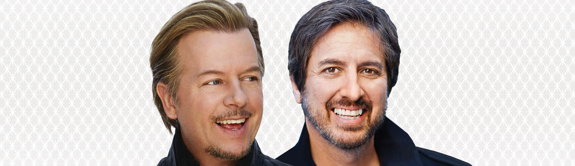 Ray Romano and David Spade Las Vegas