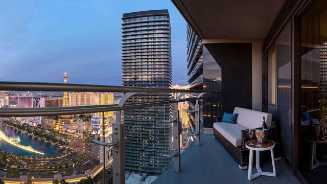 Cosmopolitan Las Vegas Hotel Deals
