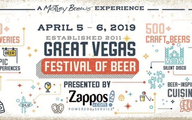 2019 Great Vegas Festival of Beer