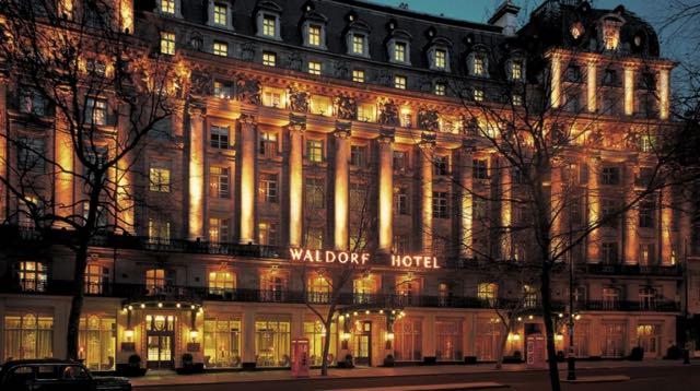 The Waldorf Hilton, London Holborn